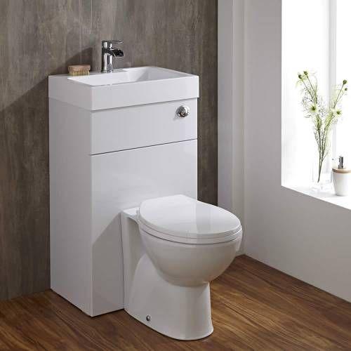 WC avec lave main - Image 1