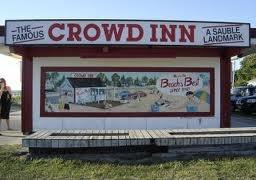 Crowd Inn Sauble Beach - Old chilllin spot.. aww I miss home