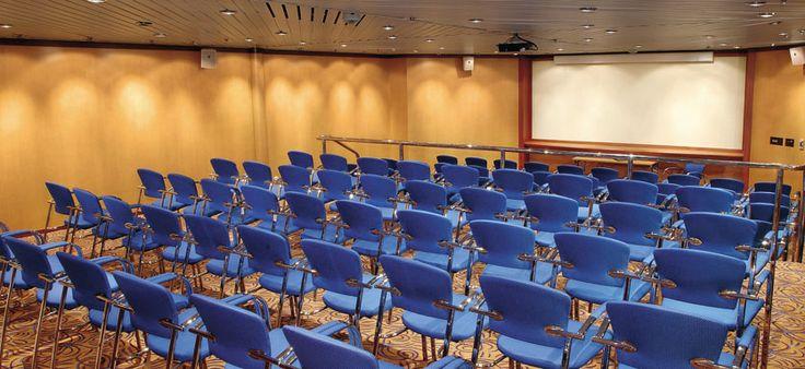 Barco Sovereign - Sala De Conferencias