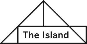 The Island, logo, vector
