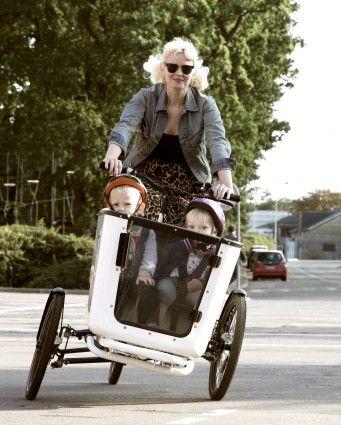 Cargo Bike by Butchers & Bicycles