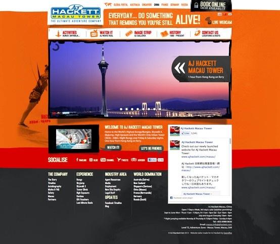 AJ Hackett China (Macau). http://www.ajhackett.com/macau/