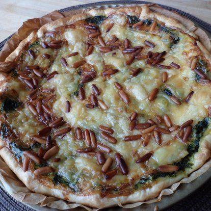 best 25+ tarte aux épinards frais ideas on pinterest | recette