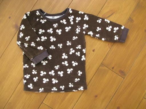 Kid's shirt from Metsola. Retro style.