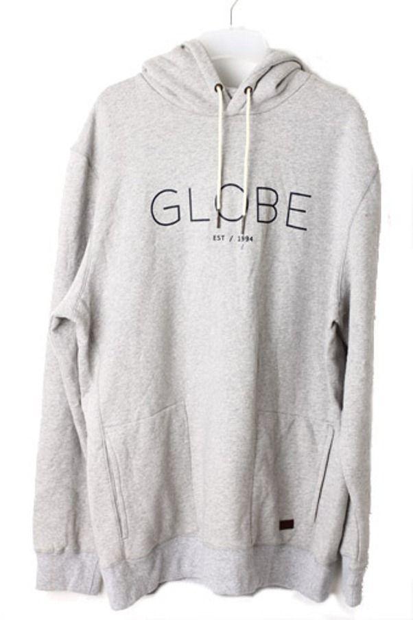 Globe Sweater Original - Putih - Int:L