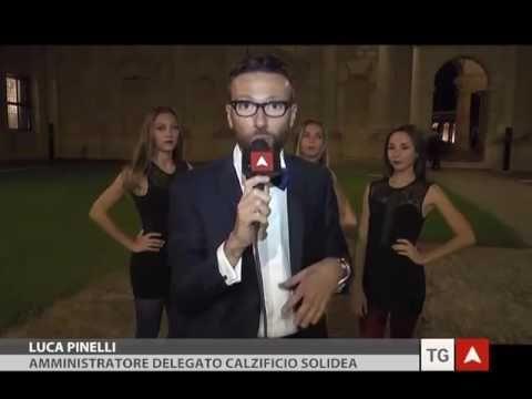 Solidea compie 40 anni a Palazzo Te  Telemantova, 1 ottobre 2016 #press