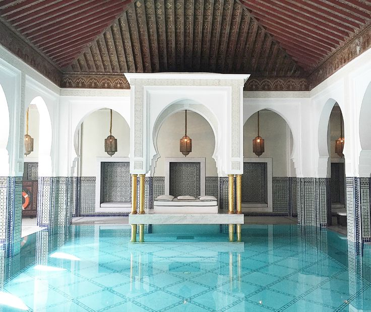 Check out my review of the Spa Day at La Mamounia Hotel, Marrakech including how to buy the rather cheap Spa Day Pass if you're not a guest of the hotel!