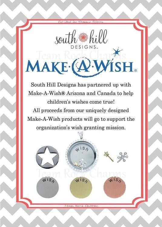 Our Make A Wish promotion!!!!