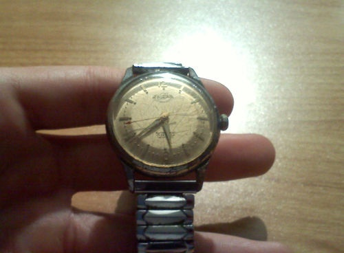 Vintage Enicar Ultrasonic Watch Old Watches Pinterest