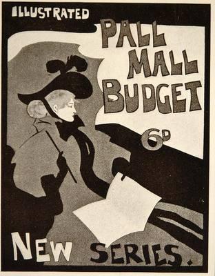 1913 Pall Mall Budget Maurice Greiffenhagen Mini Poster Original | eBay periodpaper