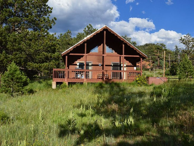 Cabin Between Rocky Mountain National Park And Estes