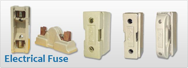 Steelsparrow deal with Electrical Fuses includes Glass type Fuse, Ceramic Fuse, Quick Acting Fuses, Slow Blow types and Pigtail Type Fuses. Brand - Rosma For more details contact us: info@steelsparrow.com Ph: 08025500260 Plz visit for best price@ http://www.steelsparrow.com/electrical-components/electrical-fuses-en.html