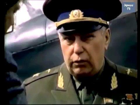 Маршал авиации Покрышкин Александр Иванович вспоминает. Небольшое интерв...