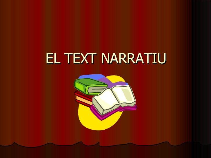 Text Narratiu
