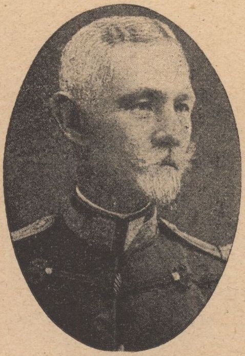 General Avarescu, the Romanian army's chief of staff.