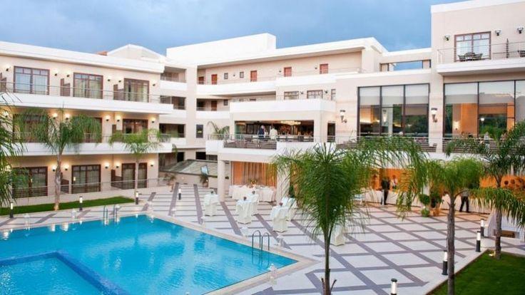 Hotel Porto Platanias Beach Resort, Creta, Grecia