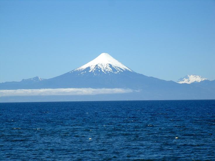 Vulcão Osorno, Frutillar, Región de Los Lagos, Chile