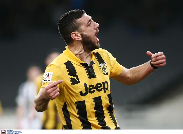 ΑΕΚ FC Xρήστος Αραβίδης