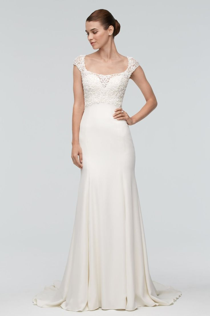 105 best bridal gowns in store images on pinterest wedding shop designer bridal gowns like the jacquelina style dress by watters and other bridal accessories at blush bridal ombrellifo Gallery