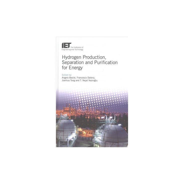 Hydrogen Production, Separation and Purification for Energy (Hardcover)