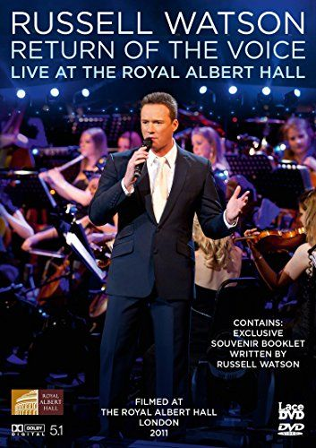 From 0.50 Russell Watson Return Of The Voice Live From The Royal Albert Hall [dvd]