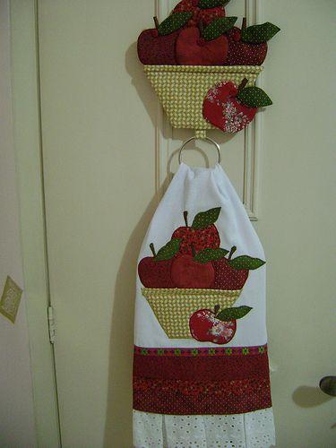 kit de pano de prato | Explore Costura com Arte . photos on … | Flickr - Photo Sharing!