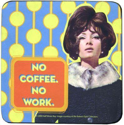 Kitsch.fi - Lasinalunen hmb (1 kpl), No coffee no work