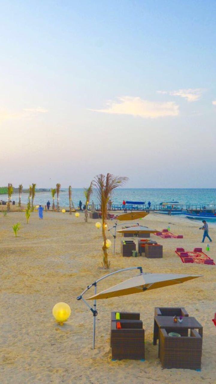 جزيرة أحبار جيزان المملكة العربية السعودية ٢٠ Golf Courses Saudi Arabia Field