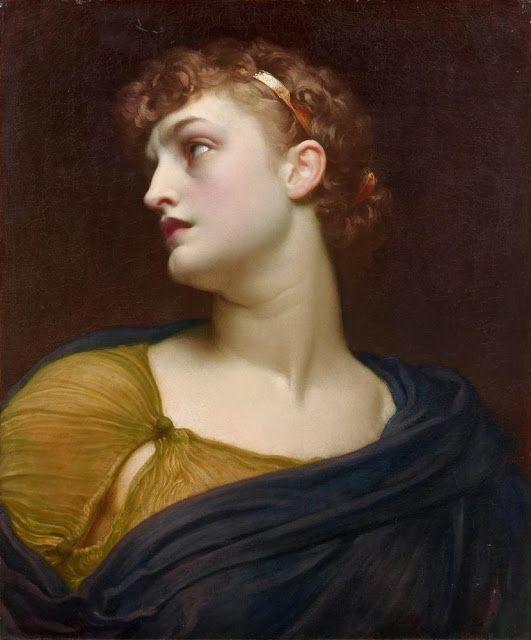 Frederic Leighton (1830-1896), Antigone - 1882