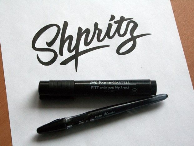 Calligraphy and Lettering Design