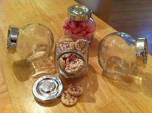 Glass Jar Wedding Favours - Sweet Jars - Spice Jars