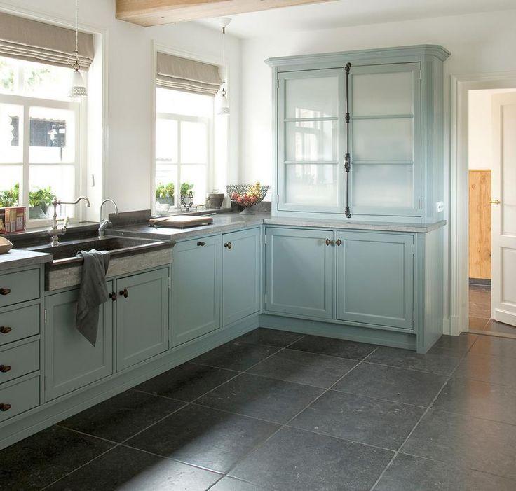≥ keukenvloeren Belgisch hardsteen / blauwsteen / arduin - Keuken   Complete keukens - Marktplaats.nl