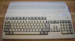 Retro Ordenadores Orty: Commodore Amiga A500 Plus.