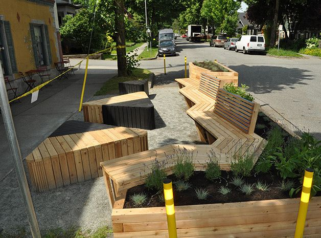 Vancouver Parklet
