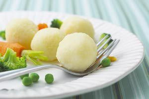Potato dumplings - Jupiterimages/Photodisc/Getty Images