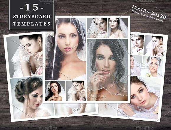 68 best Collage Storyboard Templates images on Pinterest - digital storyboard templates