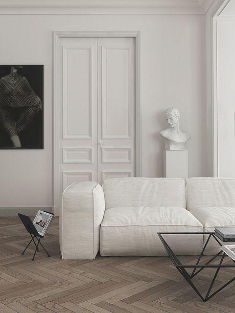 A Merry Mishap: living room dreams