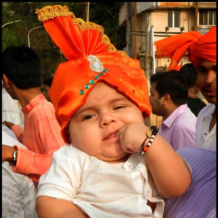 "Born Rajput  Hindu nav varsh swagat yatra ""gudhipadva"""