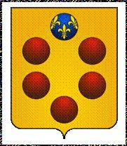 Stemma dei Medici, famiglia di origini mugellane