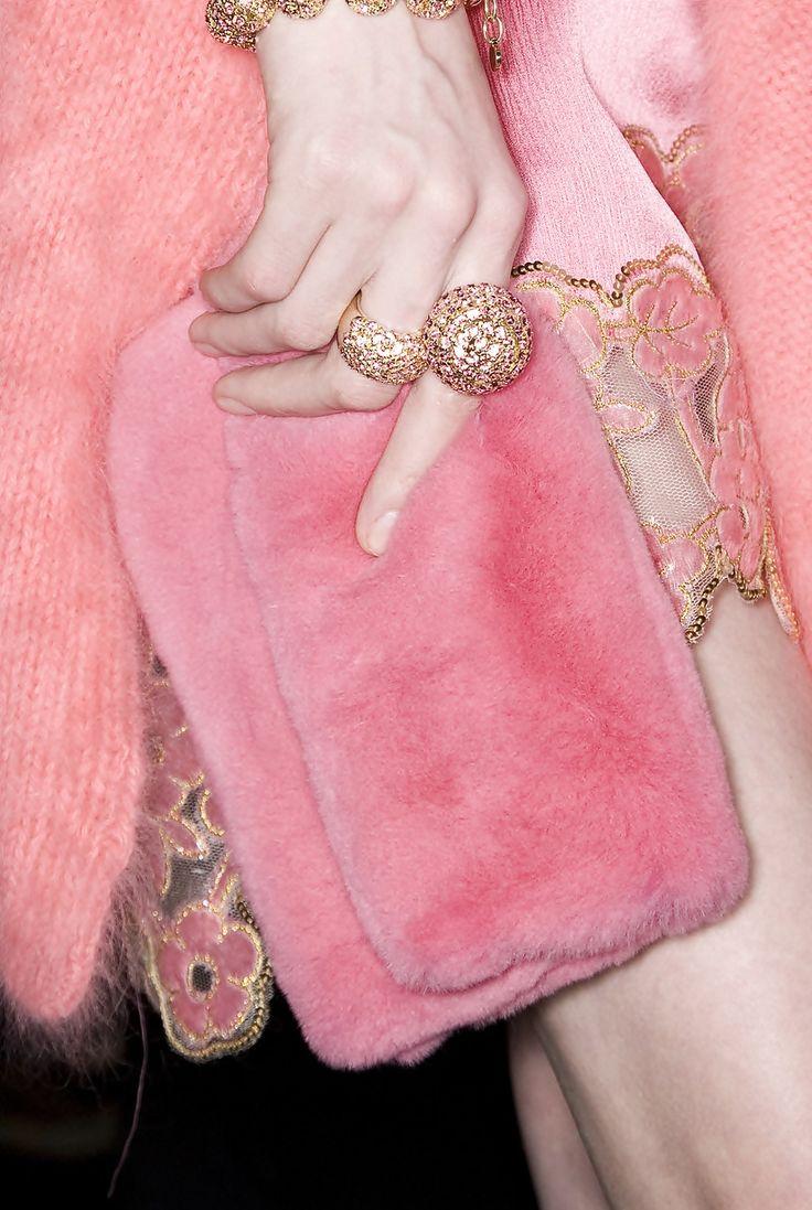 Кnitting, Mohair, Cardigan, Blumarine, Milan, Fashion Week, Fall 2008