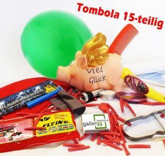 Geburtstags-Tombola