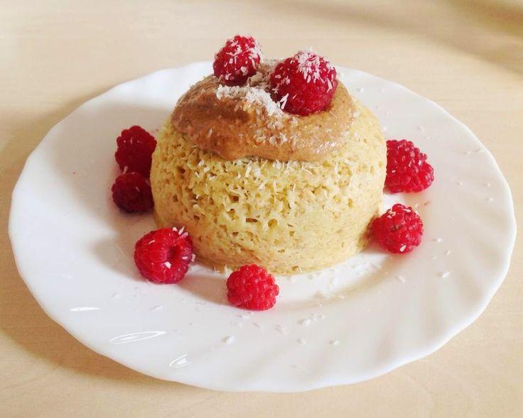 Chick Lexi: BREAKFAST No.3 aneb MUG CAKE RECIPE