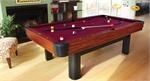 Brunswick Kingston pool table from the contender line of pool tables.