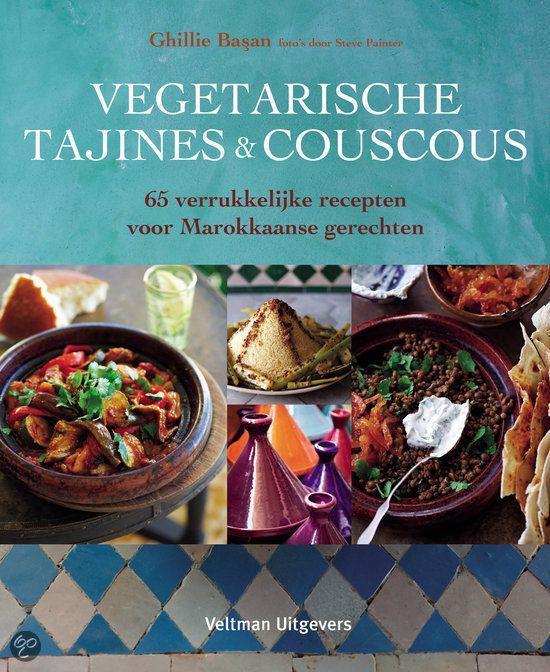 Vegetarische tajines & couscous (Marokko)
