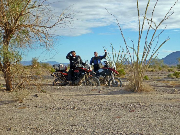 Enjoying The Ride Baja Adventurebike Dualsport Advrider Motorcycle R1200gs