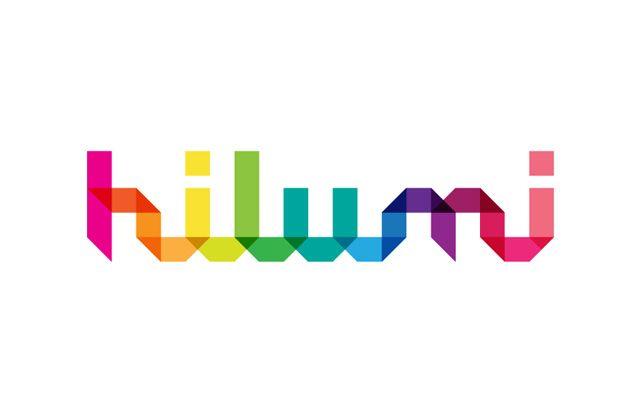 successful #multicolor #logo hilumi