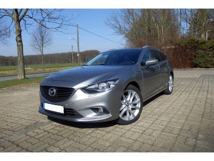 Mazda 6 2.5 Kombi SKYACTIV-G Sports-Line