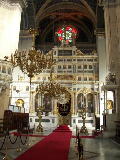 Aya Triada #iglesias #estambul #turquia