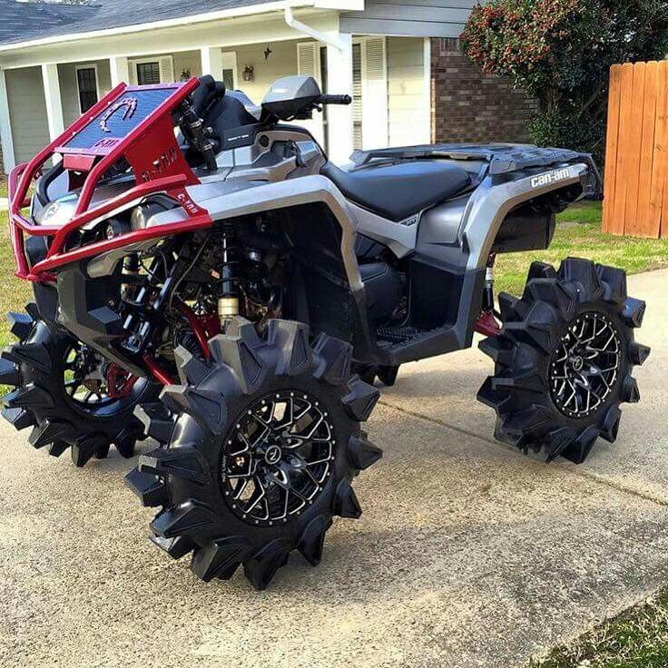 1000 images about can am on pinterest can am atv and for Yamaha grizzly 1000cc