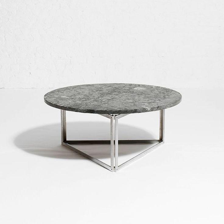 Poul Kjærholm; #EKC56 Special Order Coffee Table For E. Kold Christensen,  C1970